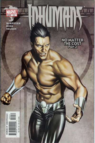 Inhumans #10 comic books for sale