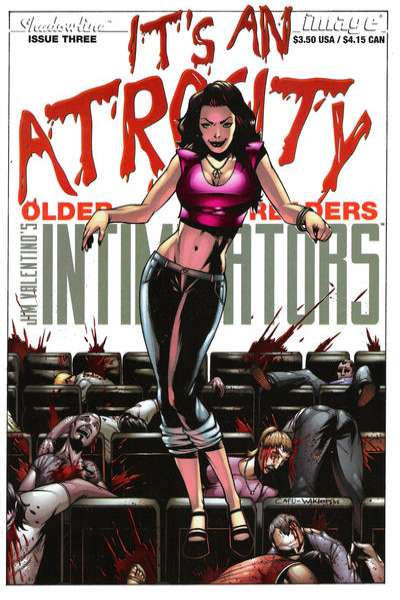 Intimidators #3 Comic Books - Covers, Scans, Photos  in Intimidators Comic Books - Covers, Scans, Gallery