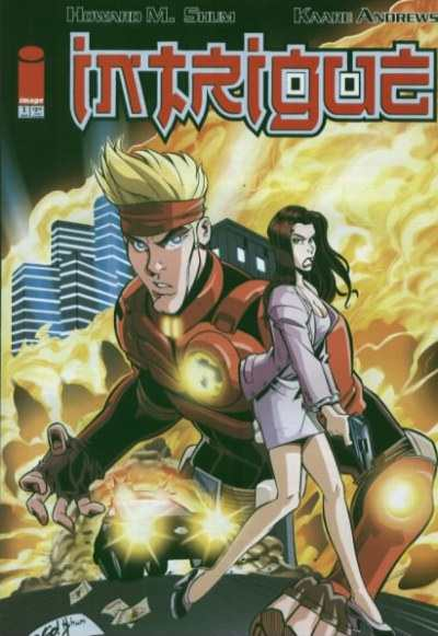 Intrigue #1 Comic Books - Covers, Scans, Photos  in Intrigue Comic Books - Covers, Scans, Gallery