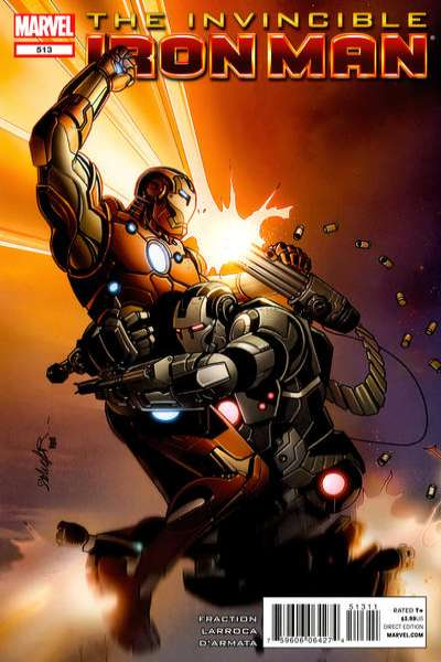 Invincible Iron Man #513 Comic Books - Covers, Scans, Photos  in Invincible Iron Man Comic Books - Covers, Scans, Gallery