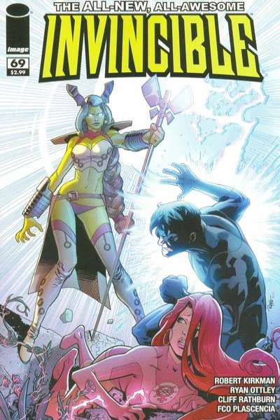 Invincible #69 Comic Books - Covers, Scans, Photos  in Invincible Comic Books - Covers, Scans, Gallery