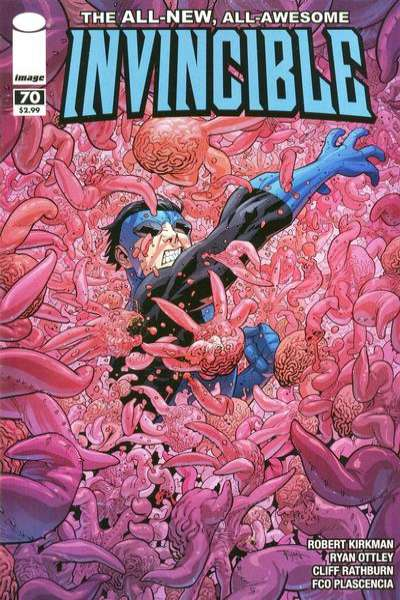 Invincible #70 Comic Books - Covers, Scans, Photos  in Invincible Comic Books - Covers, Scans, Gallery