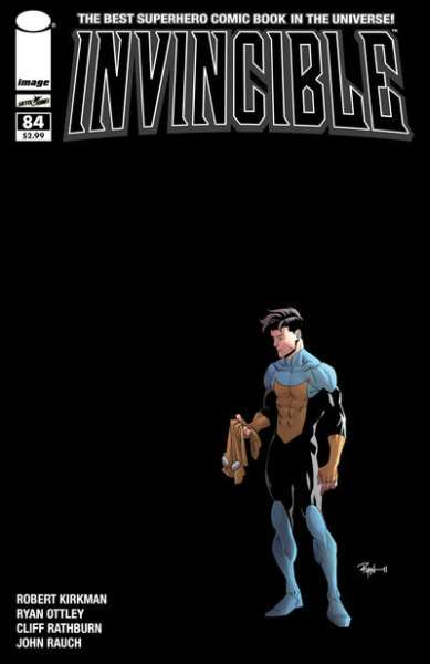 Invincible #84 comic books - cover scans photos Invincible #84 comic books - covers, picture gallery