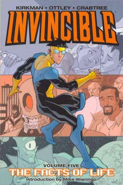 Invincible #5 comic books for sale