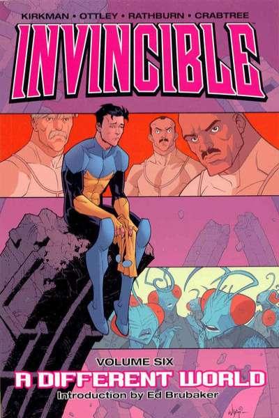 Invincible #6 comic books for sale