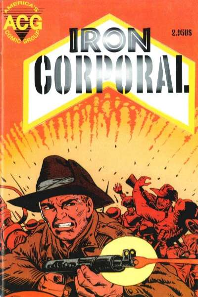 Iron Corporal comic books