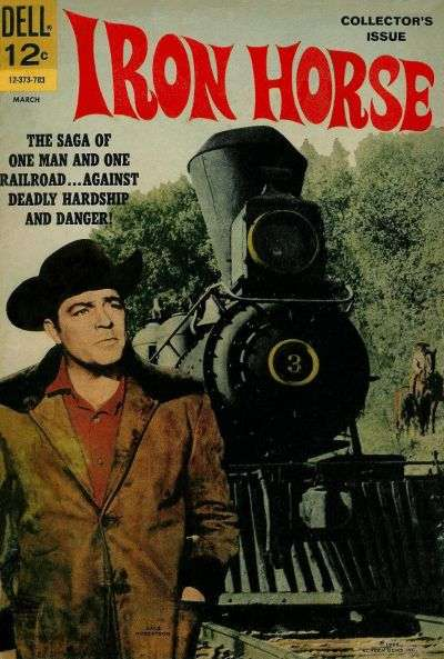 Iron Horse Comic Books. Iron Horse Comics.