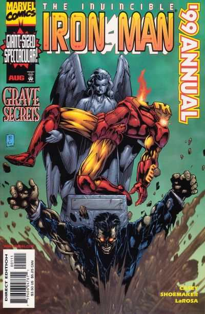 Iron Man #1999 comic books for sale