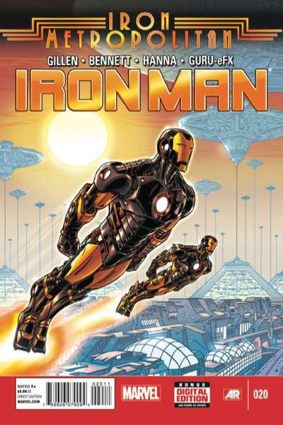 Iron Man #20 comic books for sale