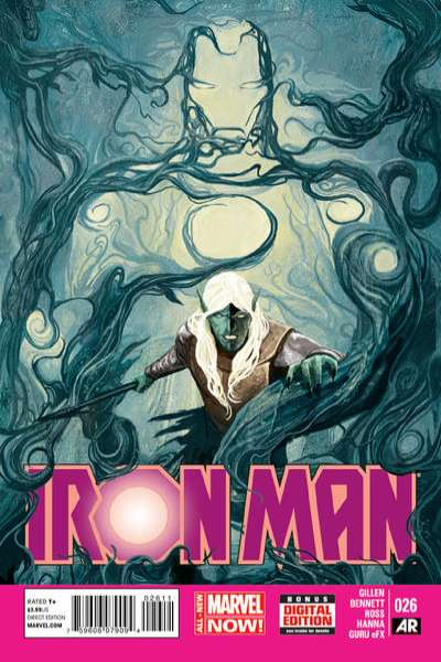 Iron Man #26 comic books for sale