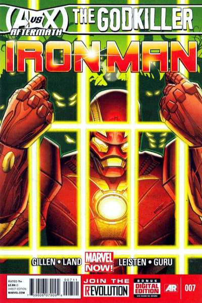 Iron Man #7 comic books for sale