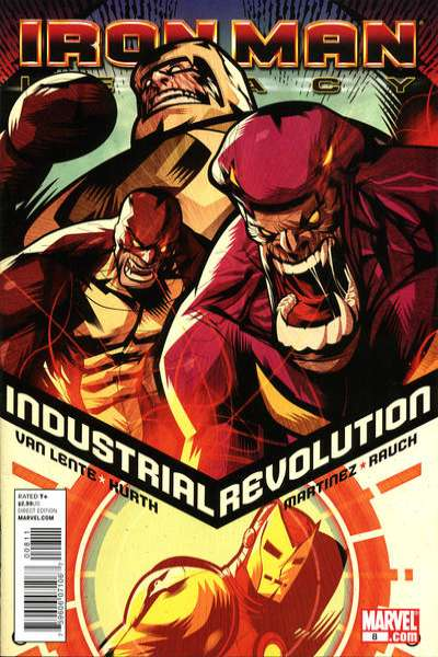 Iron Man: Legacy #8 Comic Books - Covers, Scans, Photos  in Iron Man: Legacy Comic Books - Covers, Scans, Gallery