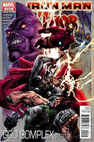 Iron Man/Thor #2 Comic Books - Covers, Scans, Photos  in Iron Man/Thor Comic Books - Covers, Scans, Gallery