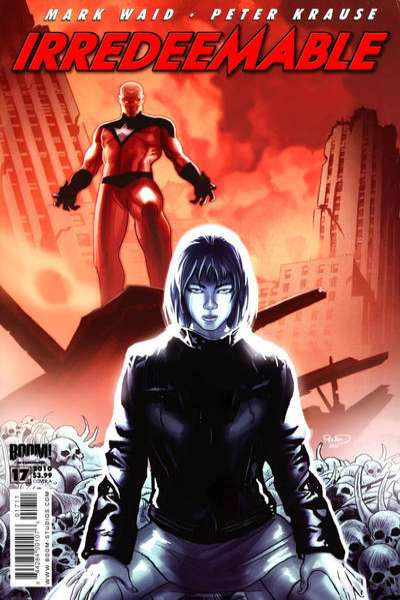 Irredeemable #17 Comic Books - Covers, Scans, Photos  in Irredeemable Comic Books - Covers, Scans, Gallery