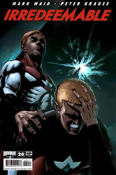 Irredeemable #20 comic books for sale