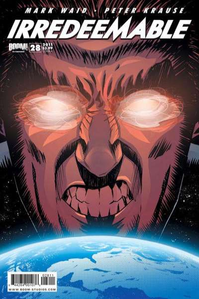 Irredeemable #28 Comic Books - Covers, Scans, Photos  in Irredeemable Comic Books - Covers, Scans, Gallery