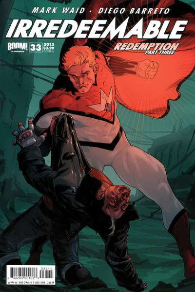 Irredeemable #33 Comic Books - Covers, Scans, Photos  in Irredeemable Comic Books - Covers, Scans, Gallery