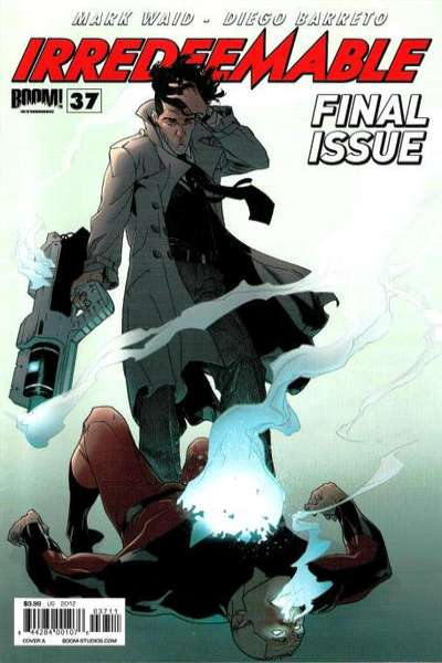 Irredeemable #37 comic books for sale