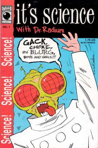 It's Science with Dr. Radium #7 Comic Books - Covers, Scans, Photos  in It's Science with Dr. Radium Comic Books - Covers, Scans, Gallery