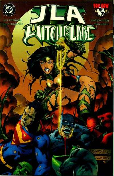 JLA/Witchblade #1 comic books for sale