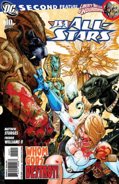 JSA: All Stars #10 comic books for sale