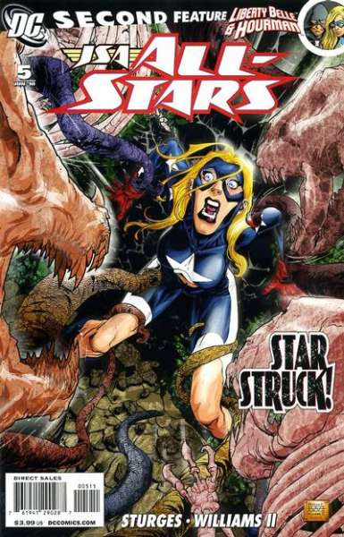 JSA: All Stars #5 comic books - cover scans photos JSA: All Stars #5 comic books - covers, picture gallery