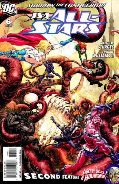 JSA: All Stars #6 comic books for sale