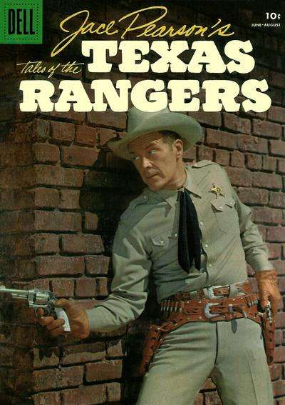 Jace Pearson's Tales of the Texas Rangers #12 comic books - cover scans photos Jace Pearson's Tales of the Texas Rangers #12 comic books - covers, picture gallery