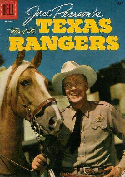Jace Pearson's Tales of the Texas Rangers #14 Comic Books - Covers, Scans, Photos  in Jace Pearson's Tales of the Texas Rangers Comic Books - Covers, Scans, Gallery