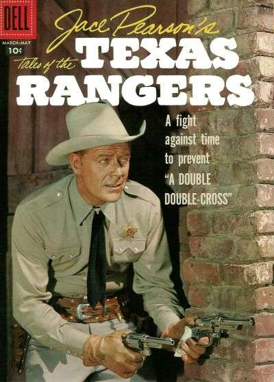 Jace Pearson's Tales of the Texas Rangers #15 Comic Books - Covers, Scans, Photos  in Jace Pearson's Tales of the Texas Rangers Comic Books - Covers, Scans, Gallery