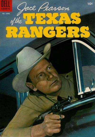 Jace Pearson's Tales of the Texas Rangers #9 Comic Books - Covers, Scans, Photos  in Jace Pearson's Tales of the Texas Rangers Comic Books - Covers, Scans, Gallery