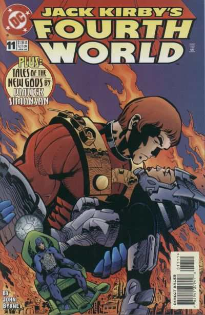 Jack Kirby's Fourth World #11 Comic Books - Covers, Scans, Photos  in Jack Kirby's Fourth World Comic Books - Covers, Scans, Gallery