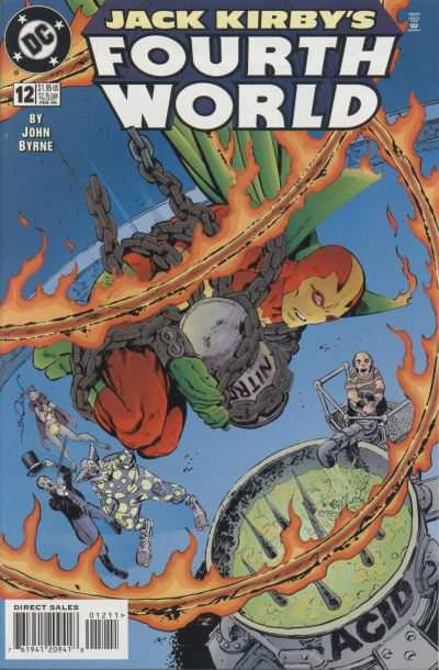 Jack Kirby's Fourth World #12 comic books for sale