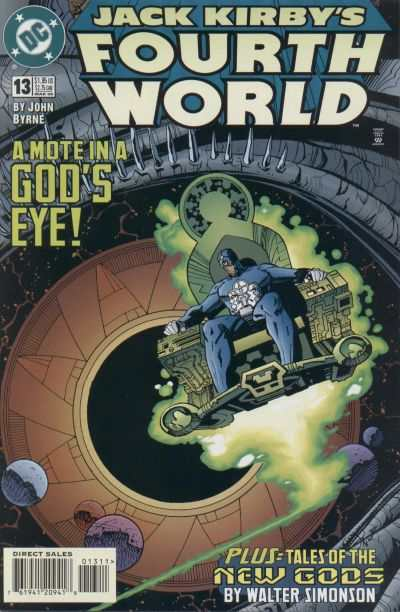 Jack Kirby's Fourth World #13 Comic Books - Covers, Scans, Photos  in Jack Kirby's Fourth World Comic Books - Covers, Scans, Gallery
