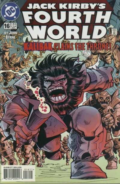 Jack Kirby's Fourth World #16 Comic Books - Covers, Scans, Photos  in Jack Kirby's Fourth World Comic Books - Covers, Scans, Gallery