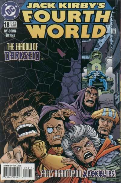 Jack Kirby's Fourth World #18 comic books for sale