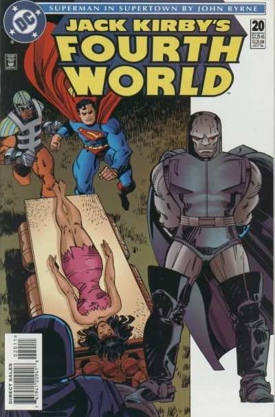 Jack Kirby's Fourth World #20 Comic Books - Covers, Scans, Photos  in Jack Kirby's Fourth World Comic Books - Covers, Scans, Gallery
