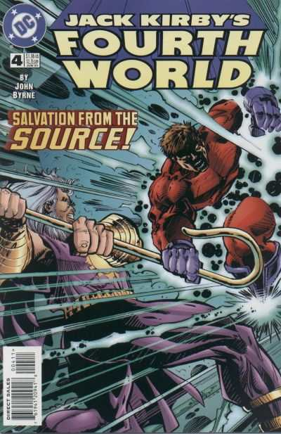 Jack Kirby's Fourth World #4 Comic Books - Covers, Scans, Photos  in Jack Kirby's Fourth World Comic Books - Covers, Scans, Gallery