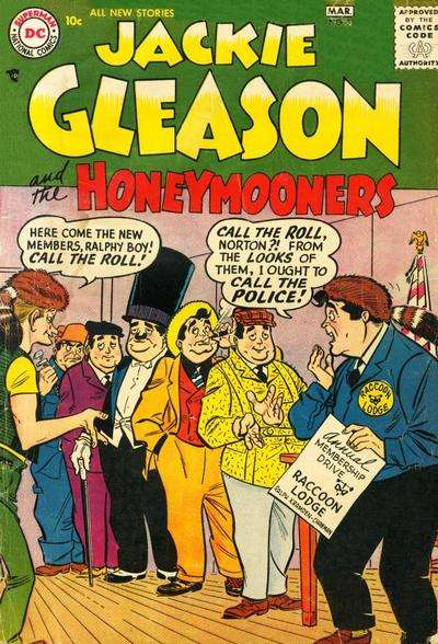 Jackie Gleason and the Honeymooners #5 Comic Books - Covers, Scans, Photos  in Jackie Gleason and the Honeymooners Comic Books - Covers, Scans, Gallery