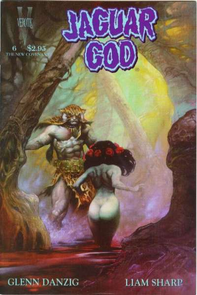Jaguar God #6 comic books for sale