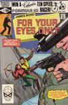 James Bond For Your Eyes Only #2 Comic Books - Covers, Scans, Photos  in James Bond For Your Eyes Only Comic Books - Covers, Scans, Gallery
