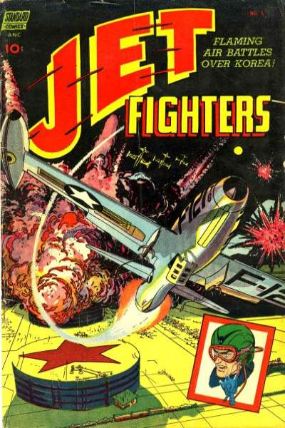 Jet Fighters Comic Books. Jet Fighters Comics.