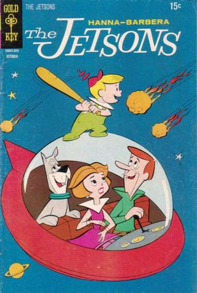 Jetsons #36 Comic Books - Covers, Scans, Photos  in Jetsons Comic Books - Covers, Scans, Gallery