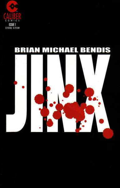 Jinx Comic Books. Jinx Comics.