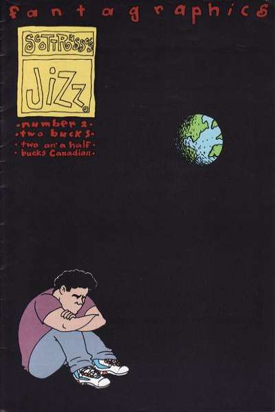 Jizz #2 comic books for sale