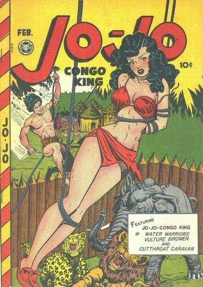 Jo-Jo Comics #11 Comic Books - Covers, Scans, Photos  in Jo-Jo Comics Comic Books - Covers, Scans, Gallery