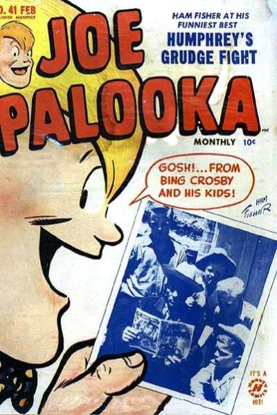 Joe Palooka #41 comic books for sale