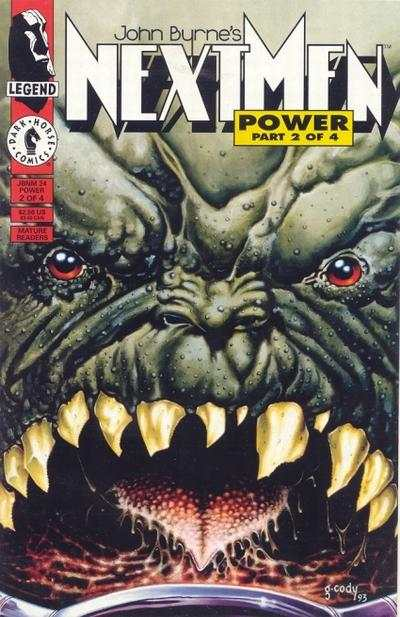 John Byrne's Next Men #24 Comic Books - Covers, Scans, Photos  in John Byrne's Next Men Comic Books - Covers, Scans, Gallery