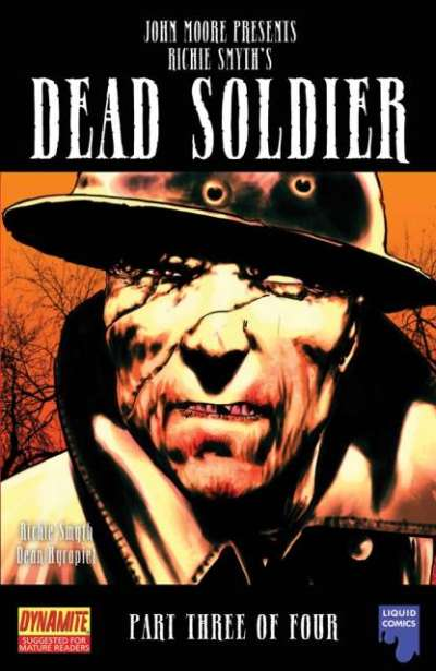 John Moore Presents: Dead Soldier #3 comic books for sale