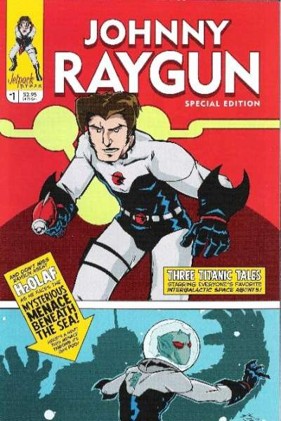 Johnny Raygun Special Edition #1 comic books for sale